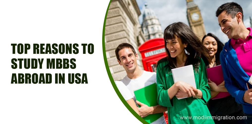 Top Reasons to Study MBBS Abroad in USA